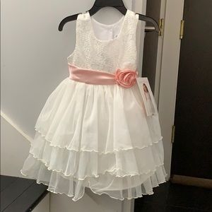 NWT Jona Michelle Toddler Girls dress